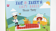 EAZY BAKES BOOK