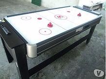 locação de aero hockey em curitiba