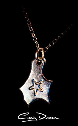 STAR FRAGMENT NECKLACE