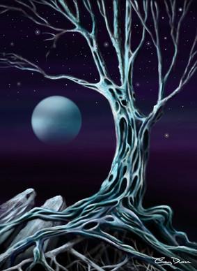 Tree illustration.