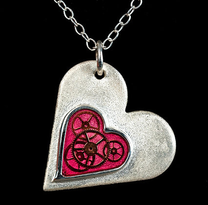HEART FOR ALL TIME PENDANT