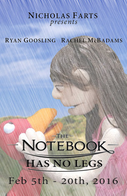 The Notebook Has No Legs