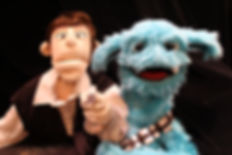 Puppets, Puppet Wars, Comedy, All Puppet Players