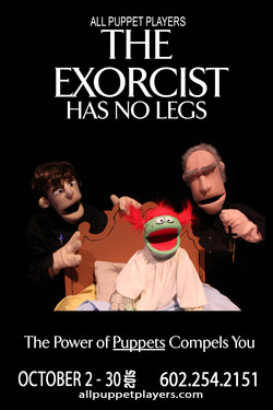 The Exorcist Has No Legs