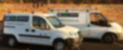 All Star Electrical Solutions Edinburgh domestic electrical vans