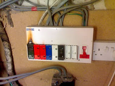 Electrican Edinburgh Fuse board, reliable, honest, affordable