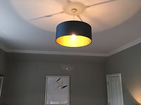 living room light and switches at, 235 Corstorphine Road, Edinburgh, EH12 7AR
