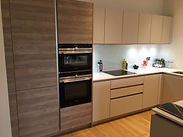 Kitchen electrical sockets and switches at, 235 Corstorphine Road, Edinburgh, EH12 7AR