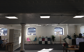 Complete LED lighting, LUX – The Food & Drink Agency 4th Floor, Sugar Bond House 2 Anderson Place Edinburgh EH6 5NP