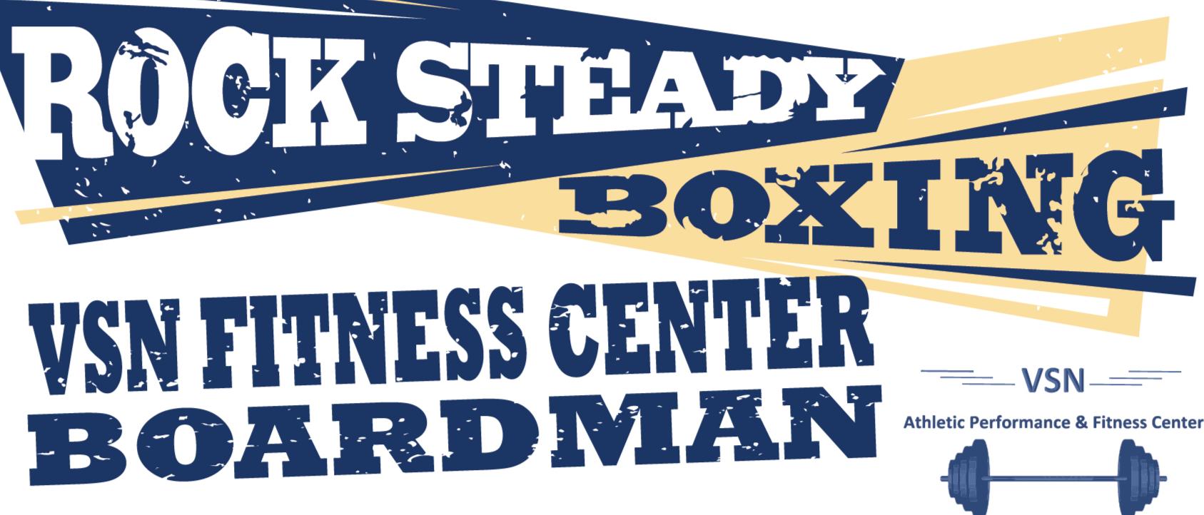 Rock Steady Boxing- Parkinsons Disease