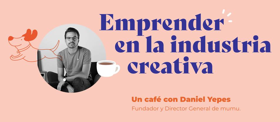 Un café con Daniel Yepes.