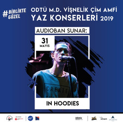 In Hoodies ODTÜ MD Vişnelik