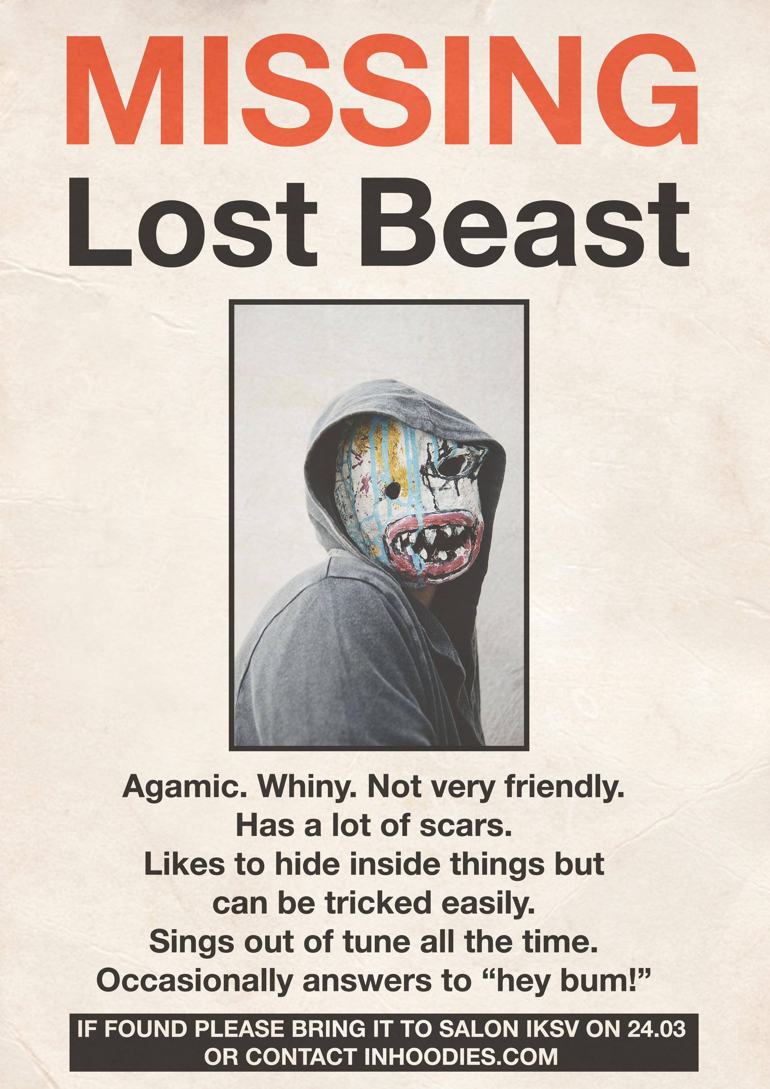missing beast