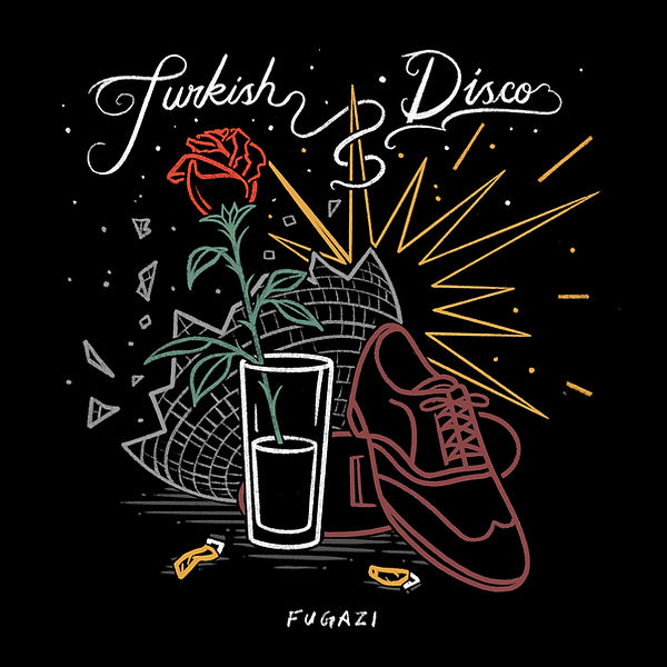 Can Dağlı - Turkish Disco (Fugazi)