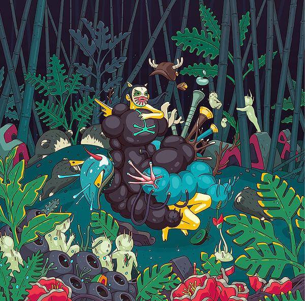 Bülent Gültek - Hidden Place (Björk).jpe