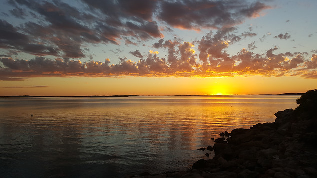 Coffin Bay sunset