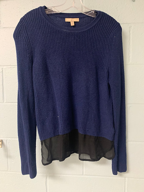 Navy Blue Banana Republic Sweater (s)