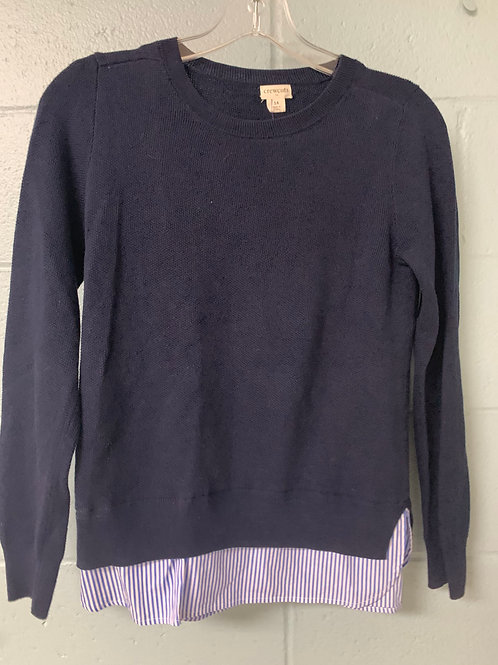 Navy Blue Crewcuts Sweater (14)