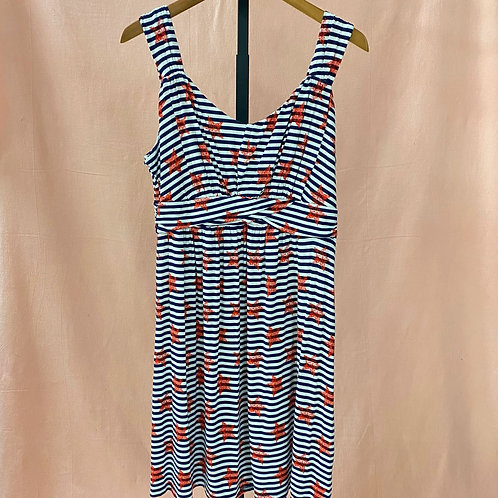 Style&Co Stars and Stripes Dress (XL)