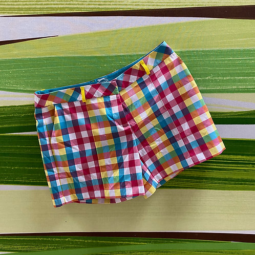NEW! Summer Plaid Shorts by Slazenger (6)