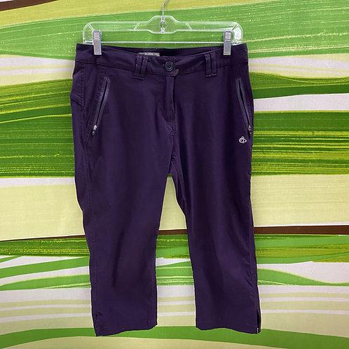 Craghoppper Purple Capris (6)