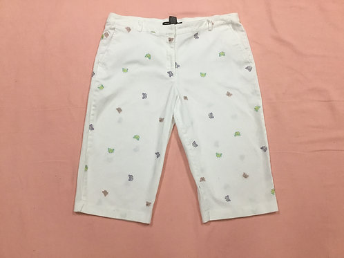 Briggs NY Butterfly Capris (L)