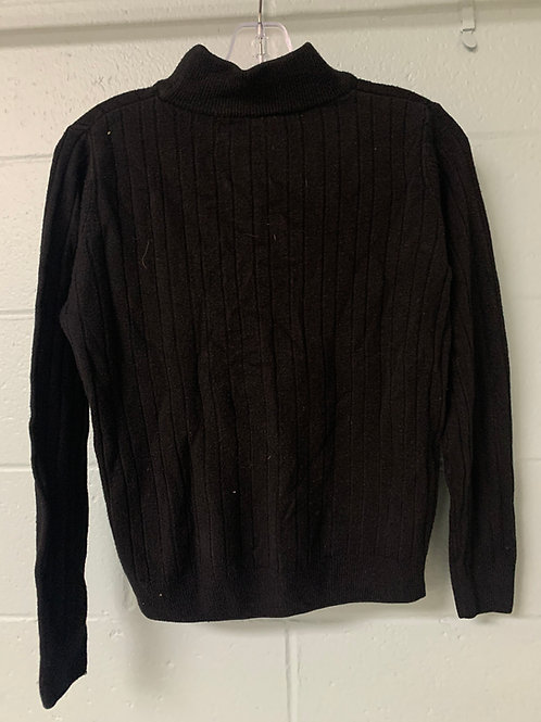 Black Designers Originals Turtleneck Sweater (s)