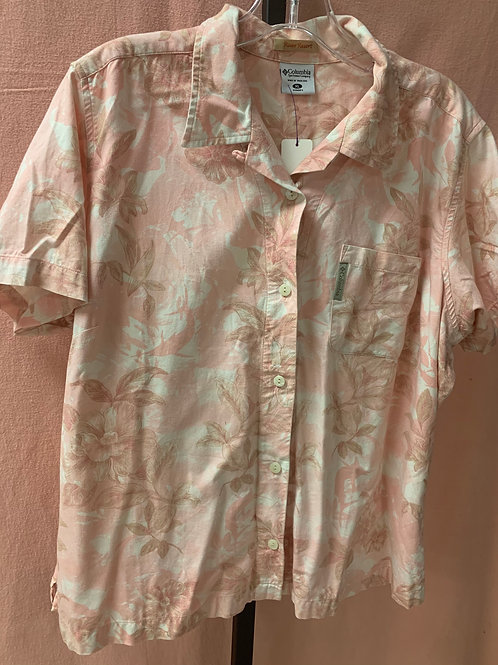 Columbia Floral Shirt (XL)