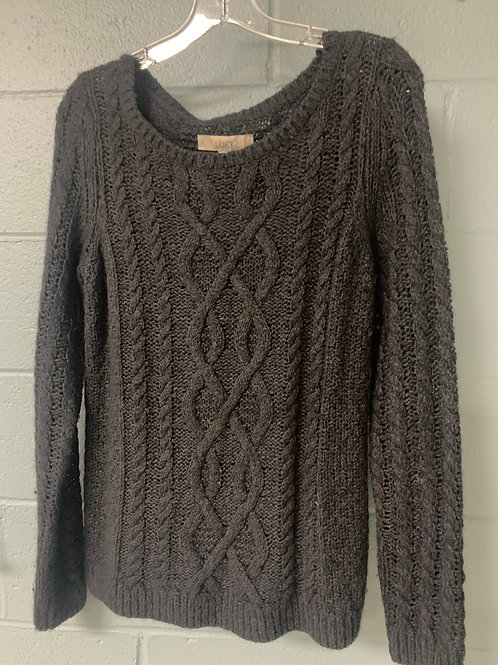 Dark Grey LOFT Sweater (m)