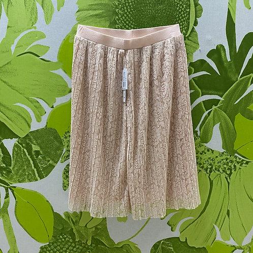 Beautiful Joe Benbasset Lace Overlay Skirt (M)