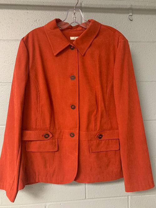Orange JM Collection Jacket (14)