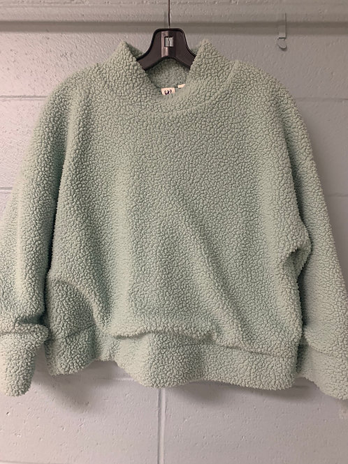 Aqua Blue GAP Turtleneck Sweater (m)