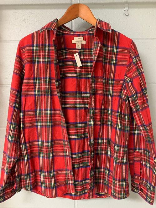 L.L. Bean Red Flannel (s)