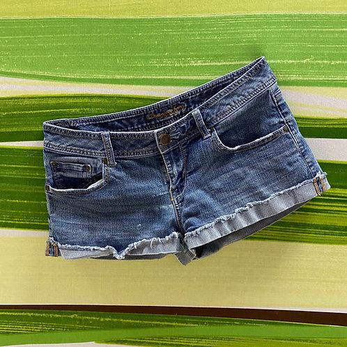 American Rag Denim Cuff Shorts (9)