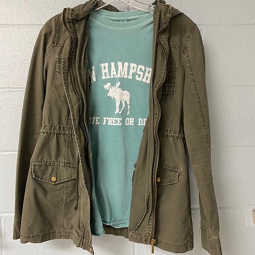 New Look Industrial Jacket (M)