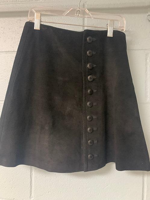 Black Express Miniskirt (7/8)