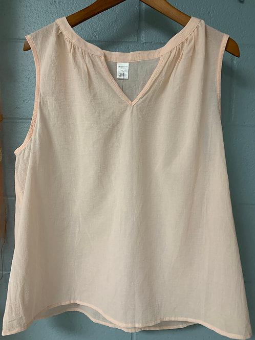 Liz Claiborne Pink Tank Top (XL