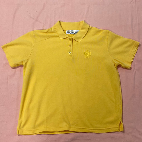 Jaclyn Smith Yellow Shirt (L)