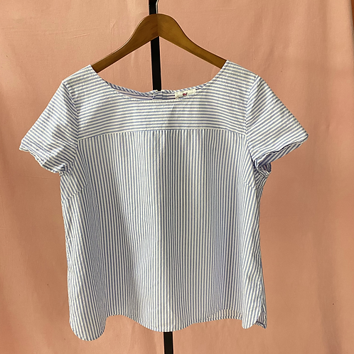 Vineyard Vines Striped Shirt (XL)