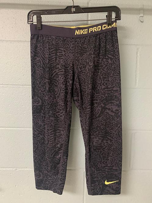 Nike Pro Cheetah Print Leggings (m)