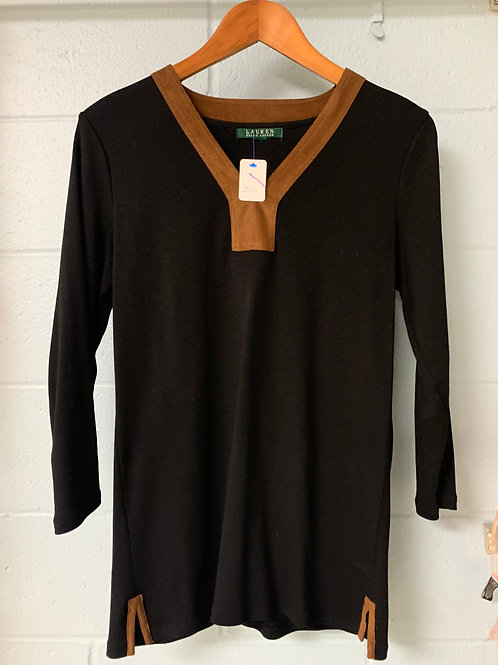 Black Ralph Lauren Long Sleeve (L)
