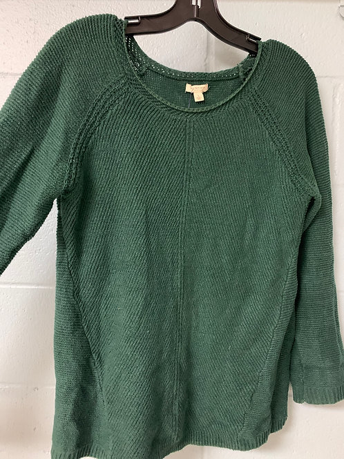 Green Sonoma Sweater (L)