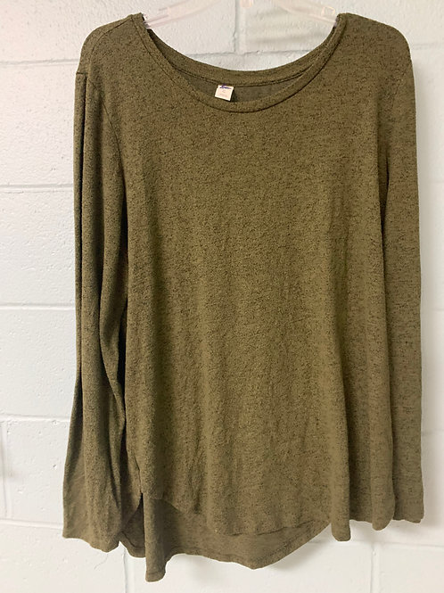 Forest Green Old Navy Shirt (xl)