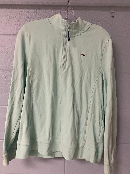 Light Teal Vineyard Vines Sweatshirt (xl)