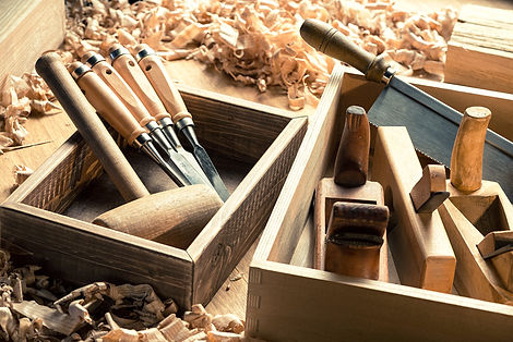 Woodworking and carpentry tools in workshop..jpg