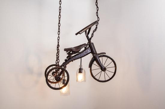 LAMPE BICYCLE
