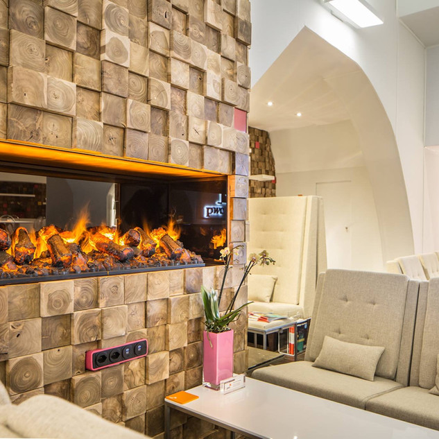 BEST OF FIREPLACES