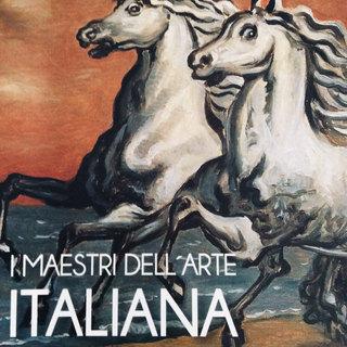 I Maestri dell arte Italiana del novecento