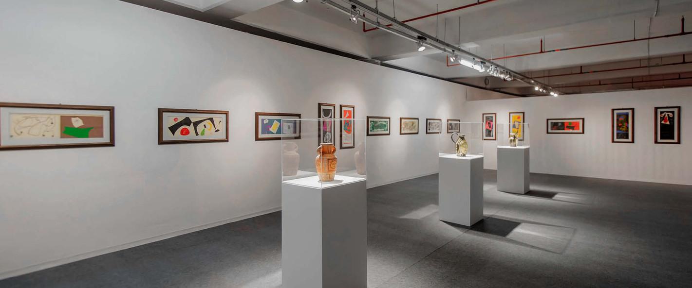 Picasso & Miró