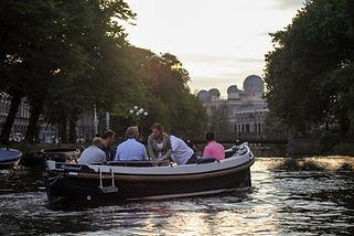 Varen in Leiden